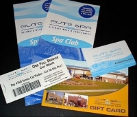 Promotions | Gift Cards | Carwash | Touchless