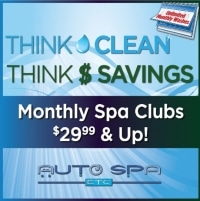 Promotions | Spa Club | Carwash | Touchless