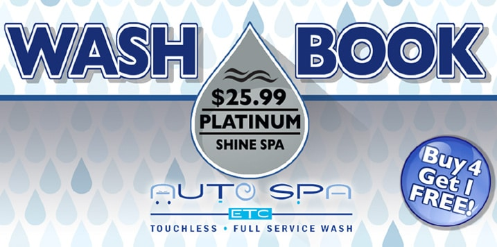 Wash Books | Ultimate Package | Auto Spa Etc.