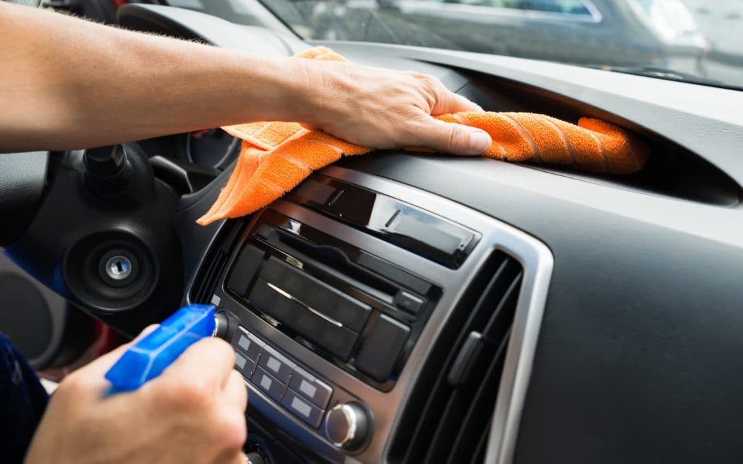 7 Tips For Keeping Your Car Clean Between Washes