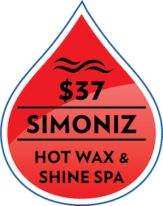 Spa clubs | Simoniz package