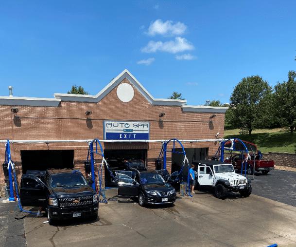 Auto Spa Etc. Locations | Auto Spa of Ellisville